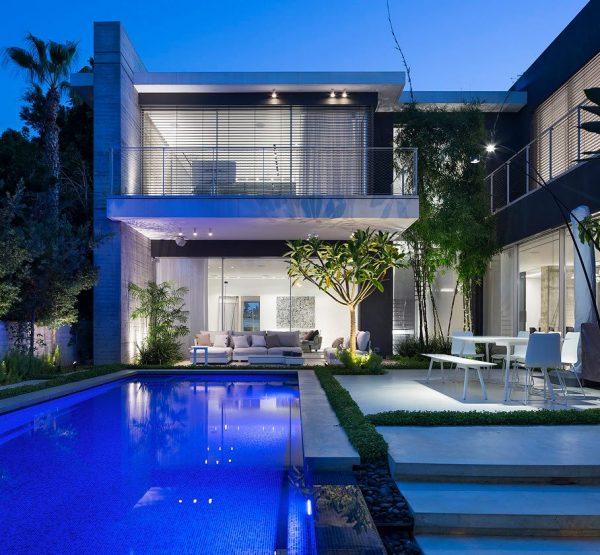 בית מודרני
